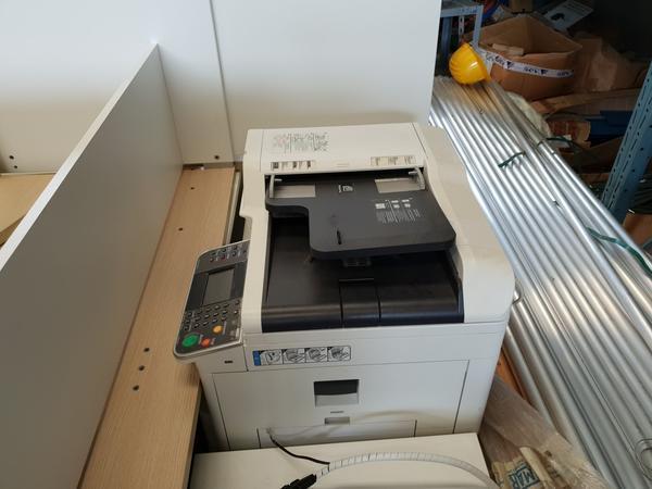 1#4250 Fotocopiatrice Kyocera e arredi ufficio
