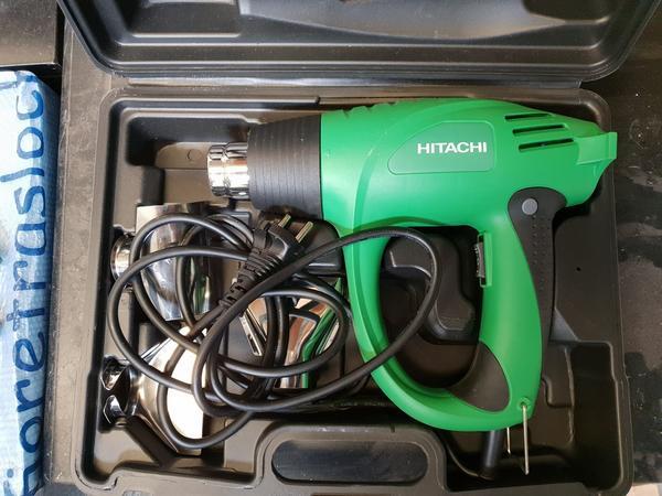2#4250 Martello perforatore Hitachi e generatore di corrente Gemco