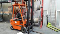 Lugli forklift - Lot 3 (Auction 4250)