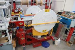 Meccanina Nicoletti cable cutting machine - Lote 11 (Subasta 4259)