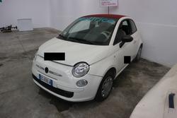 Fiat electric car - Lot 7 (Auction 4259)
