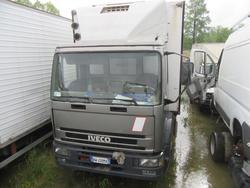 Iveco van with body - Lote 4 (Subasta 42630)