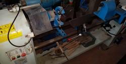 Tornio per legno Fervi art.0796 - Lotto 19 (Asta 4264)