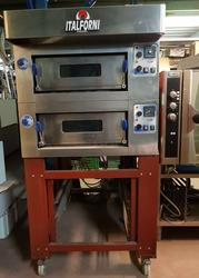 Italforni professional electric oven in stainless steel - Lot 2 (Auction 4264)