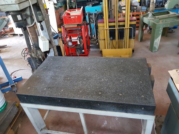 4#4264 Piano di riscontro in granito 1400x800x150