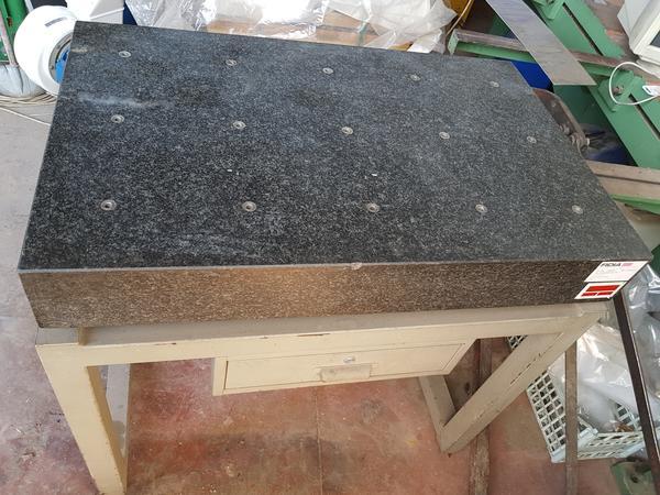 5#4264 Piano di riscontro in granito 1000x630x135