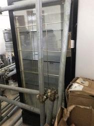 Fridge cupboard and exhibitor fridge - Lote 1 (Subasta 4267)