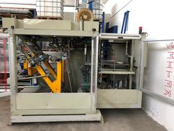 Weitek bagging machine for thermoplastic granule - Lot 1 (Auction 4271)