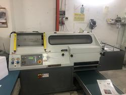 Polar programmable paper cutter and Eurobind binding machine - Lot 0 (Auction 4272)