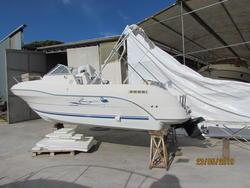 Quicksilver 620 Flamingo Motor Boat - Lote 0 (Subasta 4273)