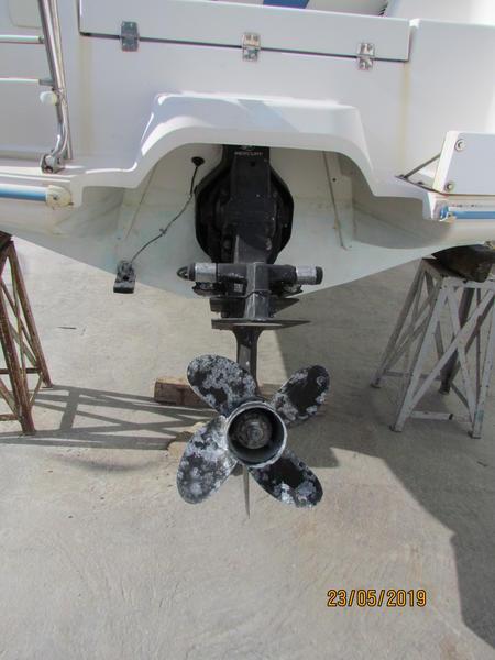 1#4273 Natante a motore Quicksilver 620 Flamingo