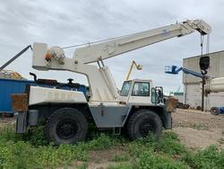 Bendini Beta 14 mobile crane - Lote 2 (Subasta 4274)
