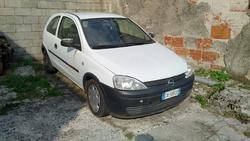 Opel Corsa van car - Lote 1 (Subasta 4275)