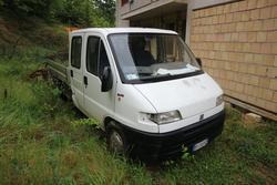 Fiat trucks and Yamaha motorcycle - Lote  (Subasta 4276)