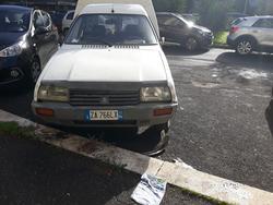 Citroen First van - Lot 2 (Auction 4279)