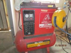 Compressore Fiac Sa 550 - Lotto 10 (Asta 4280)