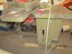 Steton combined with wire and thickness planer - Lot 15 (Auction 4280)