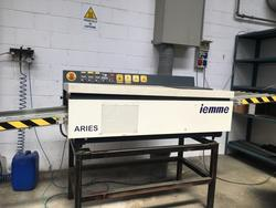 Iemme free wave welding machine and threephase Aries 300C trolley - Lot 1 (Auction 4282)