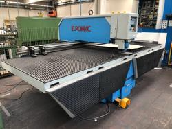 Euromac CX1000   30 punching machine - Lot 3 (Auction 4283)