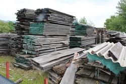 Wooden boards - Lot 3 (Auction 4288)