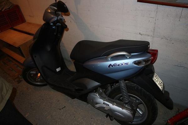 2#4291 Ciclomotore Yamaha