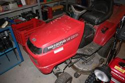 Honda lawnmower tractor and furniture - Lot 3 (Auction 4291)