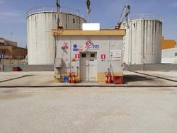 Rental of a company branch operating as a fuel fiscal storage - Lote 1 (Subasta 4293)