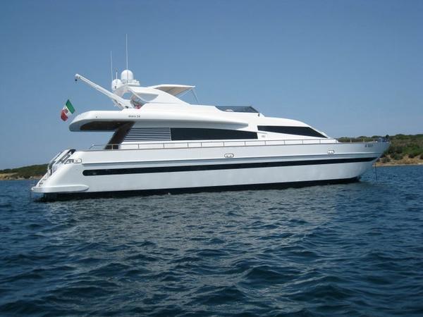 1#4295 Imbarcazione a motore Diano