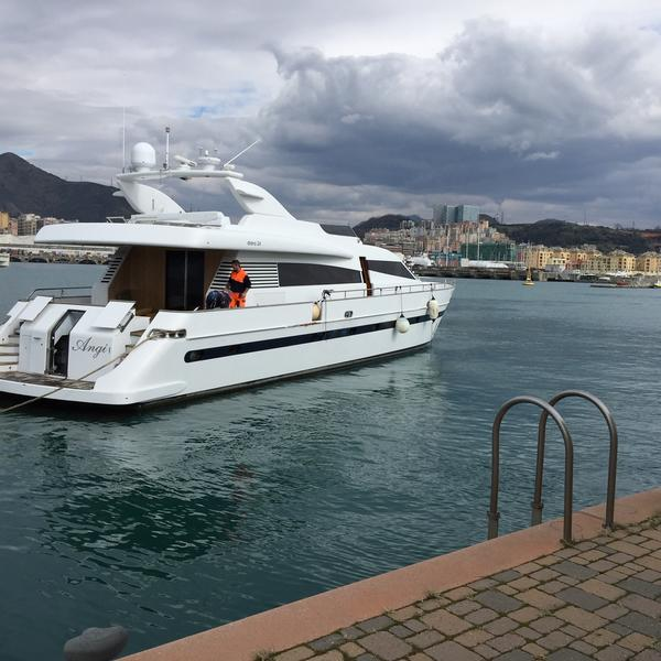 Immagine n. 2 - 1#4295 Imbarcazione a motore Diano