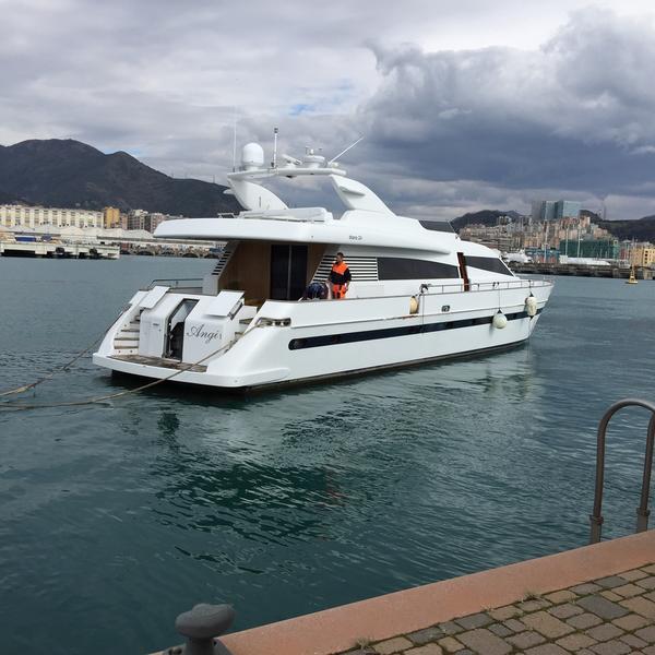Immagine n. 3 - 1#4295 Imbarcazione a motore Diano