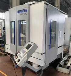 Mikron UCP 710 and VC750C and Quaser MK 60 II S Machining Centers - Lot 0 (Auction 4299)