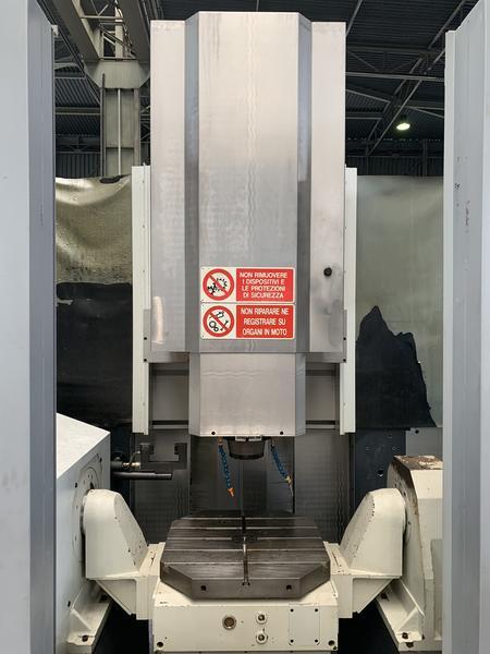 Immagine n. 5 - 1#4299 Centro di lavoro verticale a 5 assi Mikron UCP 710