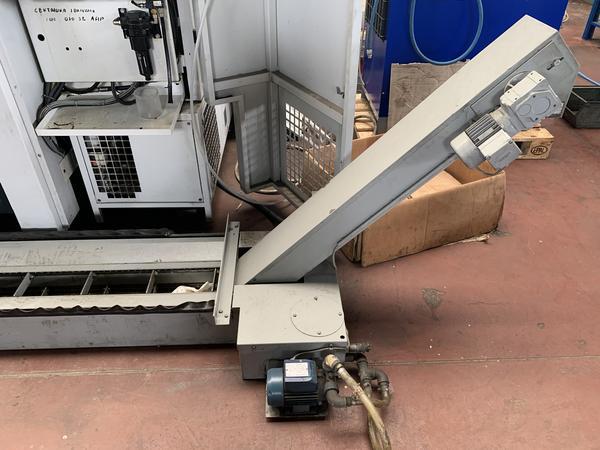 Immagine n. 9 - 1#4299 Centro di lavoro verticale a 5 assi Mikron UCP 710