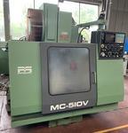 Centro di lavoro verticale Matsuura MC 510V - Lotto 4 (Asta 4299)