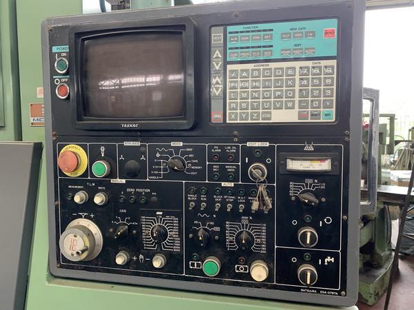 Immagine n. 4 - 4#4299 Centro di lavoro verticale Matsuura MC 510V