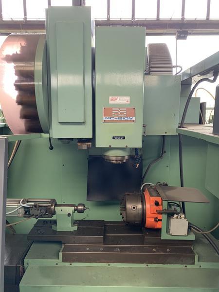 Immagine n. 5 - 4#4299 Centro di lavoro verticale Matsuura MC 510V