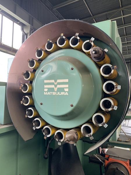 Immagine n. 8 - 4#4299 Centro di lavoro verticale Matsuura MC 510V