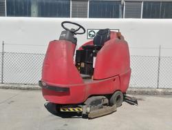 Rcm Jumbo 872 rs washing and scrubbing machine - Lote 1 (Subasta 4300)