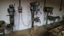 Column drills  - Lot 3 (Auction 4303)