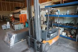 Still forklift - Lot 5 (Auction 4305)