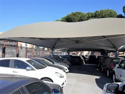 Car cover marquees - Lot 2 (Auction 4308)