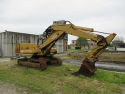Benfra crawler excavator - Lot 1 (Auction 4311)