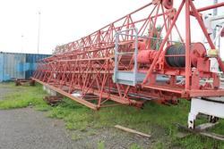 Alfa tower crane - Lote 11 (Subasta 4313)