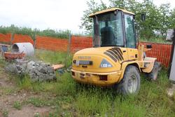 Volvo articulated loader - Lot 13 (Auction 4313)