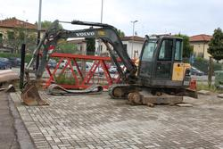Volvo mini excavator - Lot 18 (Auction 4313)