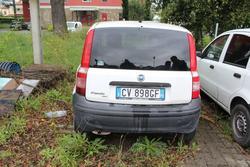 Autocarro Fiat Panda Van