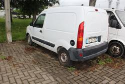 Renault Kangoo truck - Lot 6 (Auction 4313)