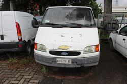 Ford Transit truck - Lot 8 (Auction 4313)