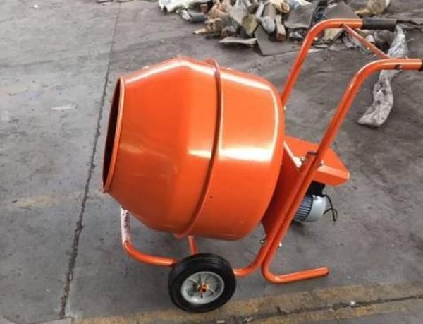 1#4315 Betoniera elettrica professionale
