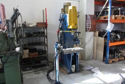 Pressa idraulica Galfer e utensileria - Lotto 15 (Asta 4318)